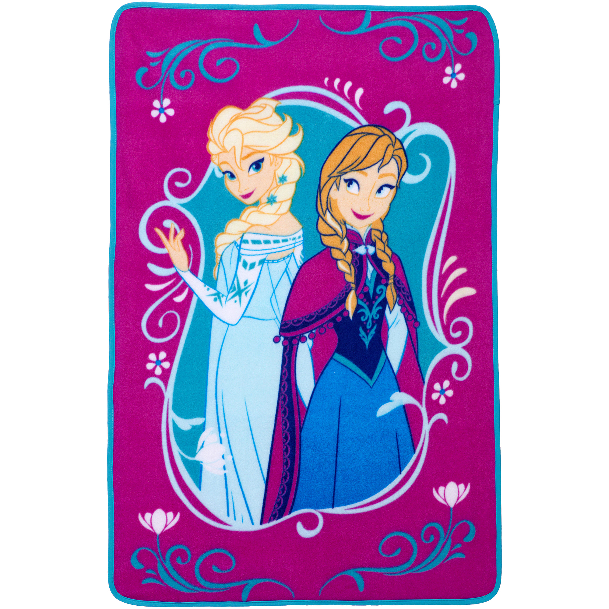 Disney Frozen 2-Piece Blanket and Pillow Set