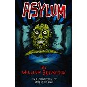 Asylum - eBook