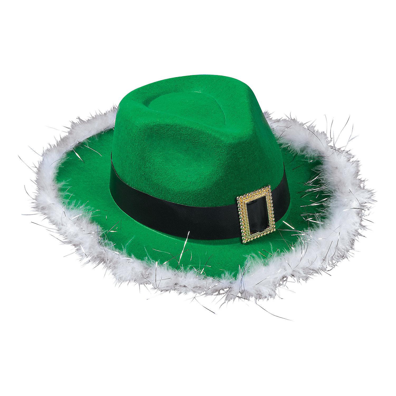 IN-13756585 St. Patrick's Day Fedora