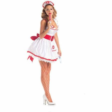 Nurse Adult Halloween Costume (Nurses Halloween Costume)