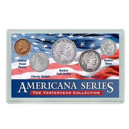 American Coin Treasures Americana Yesteryear Coin (Used Coin Set)