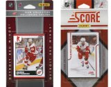 NHL Detroit Red Wings Licensed Score 2 Team Sets
