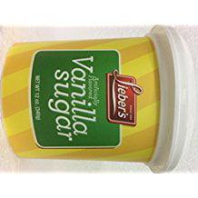 Flavored No Sugar (Lieber's Artificial Flavored Vanilla Sugar 12 Oz. Pack Of)