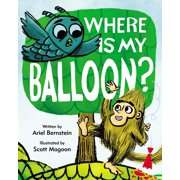 Where Is My Balloon? - eBook