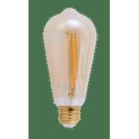 Great Value Vintage Edison LED Light Bulb, 4W (60W Equivalent), 1 Count