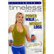 Kathy Smith Timeless Collection: Power Walk For Weight Loss by BAYVIEW ENTERTAINMENT