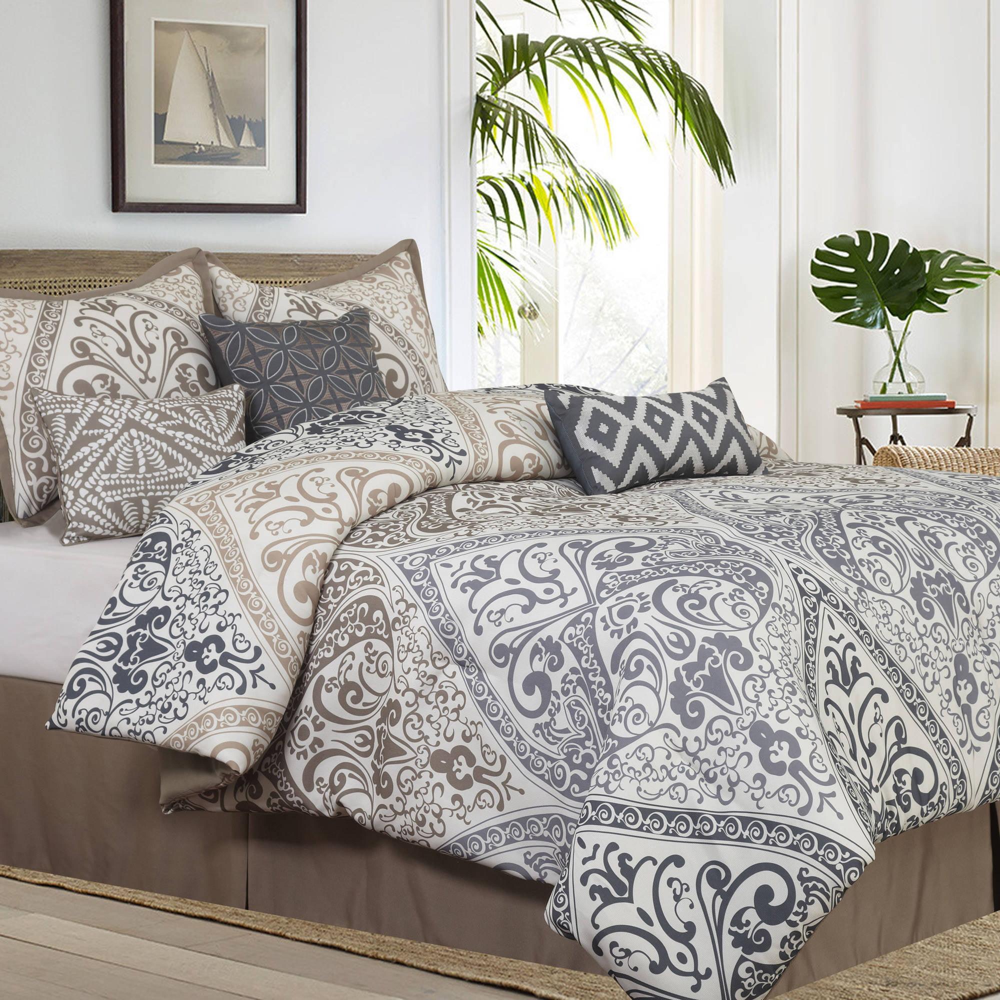 Nanshing FARREN 7-Piece Bedding Comforter Set