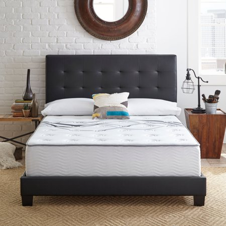 "Contura Flex 13"" Firm Tight Top Cooling Air Flow Gel Foam and Innerspring Hybrid Mattress Bed, Multiple Sizes"