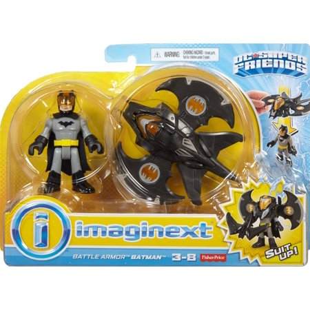 Fisher-Price Imaginext: DC Super Friends - Battle Armor