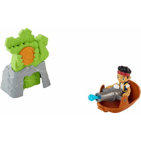 Jake and the Never Land Pirates Tick Tock Treasure (Jake And The Neverland Pirates Action Figures)