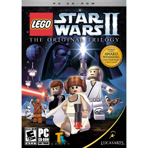 Lego Star Wars Ii The Original Trilogy Pc Games Walmart Com Walmart Com