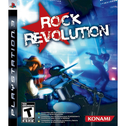 Rock Revolution (Ps3) - Pre-Owned