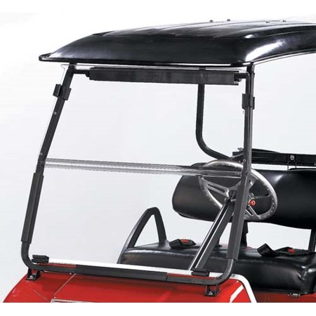 CLEAR Windshield for Club Car DS Golf Cart for years 2000+](Golf Carts Decorated For Halloween)