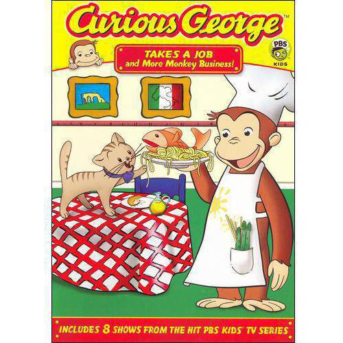 Curious George Takes A Job And More Monkey Business (Full Frame) by UNIVERSAL HOME ENTERTAINMENT