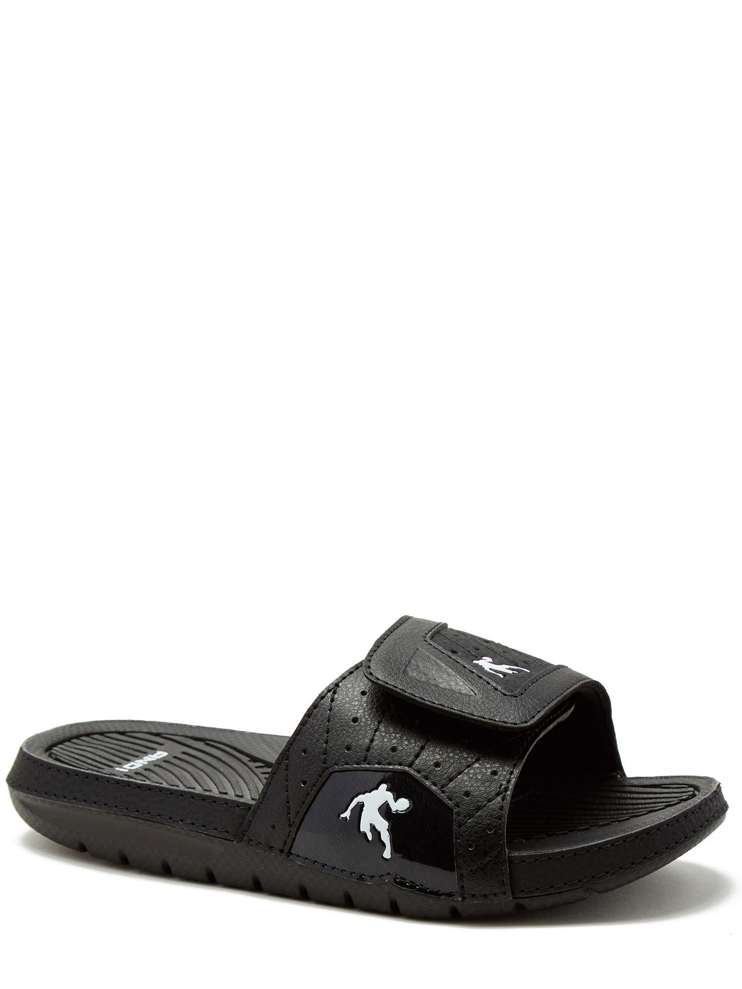 AND1 Boys' Crossover Slide Sandal