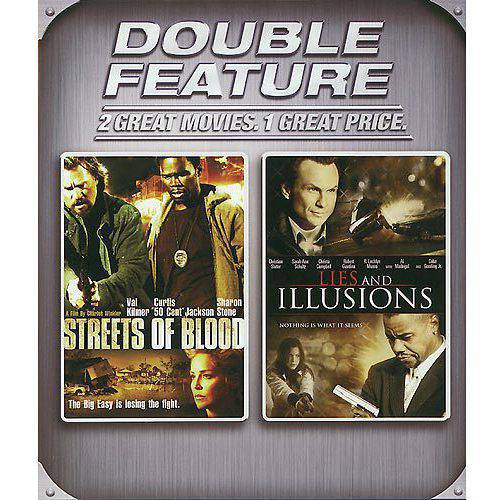 Streets Of Blood / Lies And Illusions (Blu-ray)