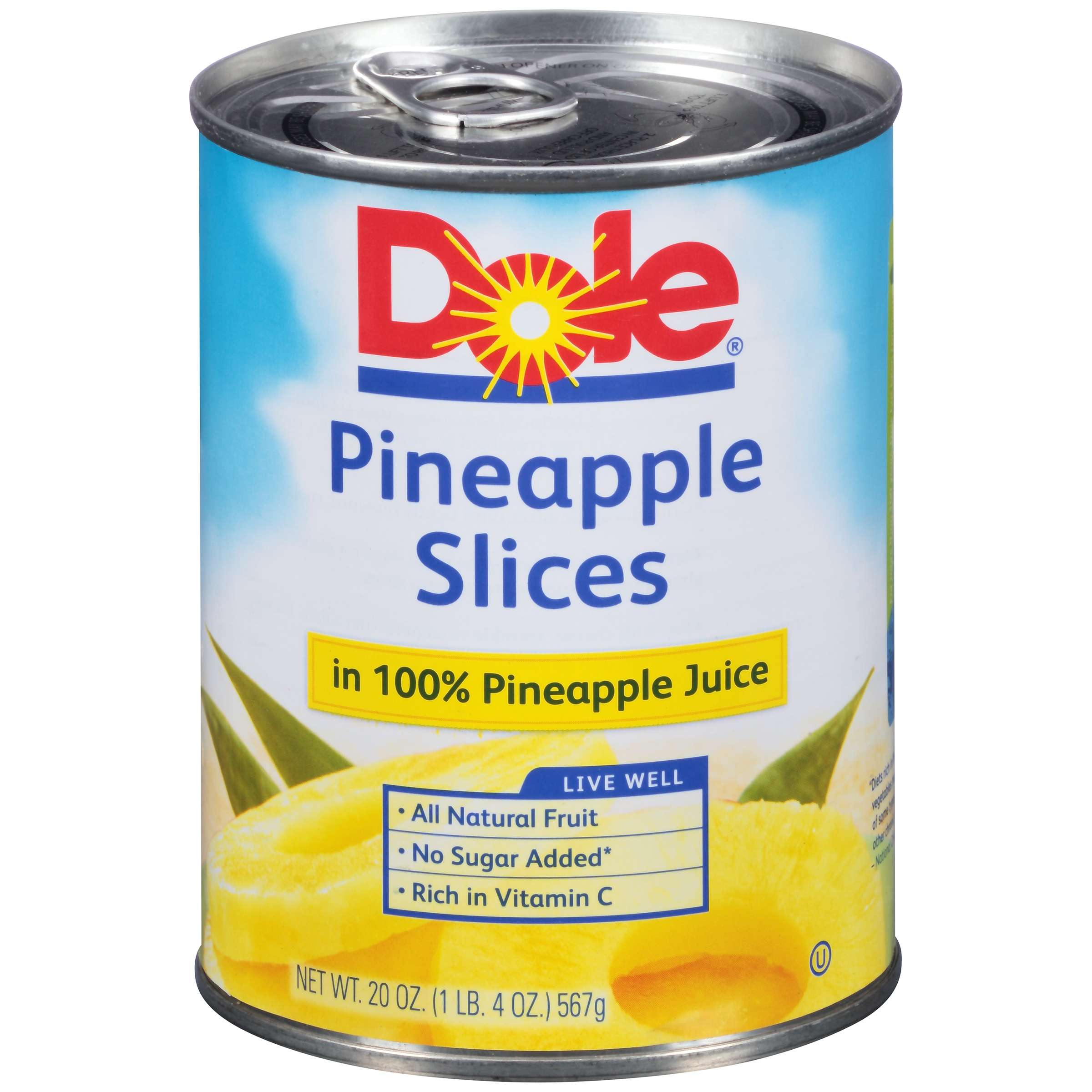 Is Dole Pineapple Slices Gluten Free Dole Canned Pine...