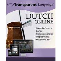 Transparent Language Online Dutch (12 Month) (Digital Code)