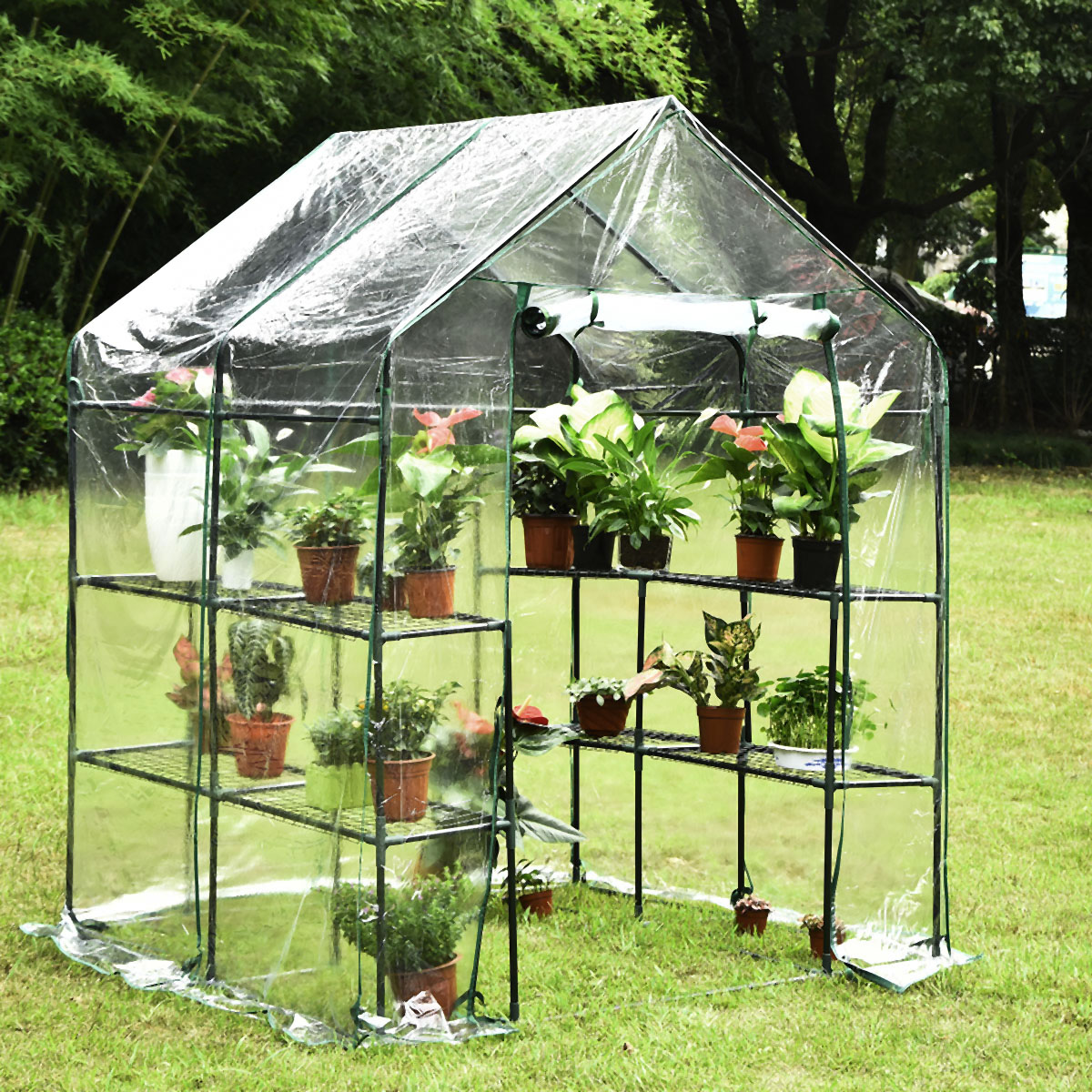 32+What To Cover Greenhouse With