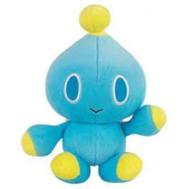 Plush Toy Sonic The Hedgehog Chao 8 Inch Walmart Com Walmart Com