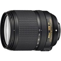 Nikon Nikkor AF-S DX 18-140mm f/3.5-5.6G ED VR Telephoto and Wide Angle Zoom Lens