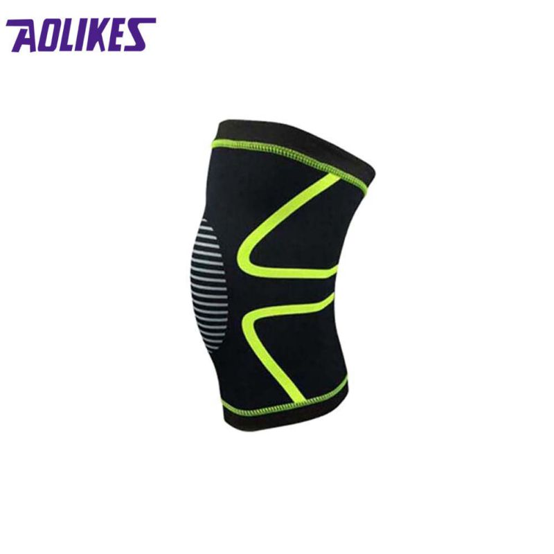 Enjoyofmine 1 Pcs Outdoor Sports Knee Pad Breathable Basketball
