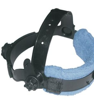 Radnor 64005117 Replacement Ratchet Headgear With FatBoy Sweatband For Cobra Welding Helmet (1/EA)