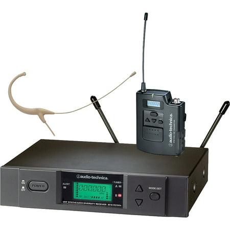 Audio-Technica 3000 Series Wireless Headworn Microphone System ATW-3192BC-TH 3000 Series Wireless System