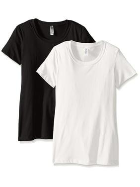 2456582b29bd6 Womens Petites Tops   T-Shirts - Walmart.com