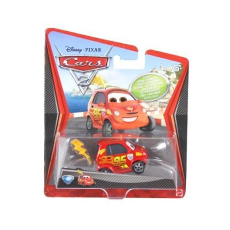 Disney Pixar Cars 2 Movie Die-Cast No. 40 Cartney Brakin (Super Fan) [1:55 Scale] by... by