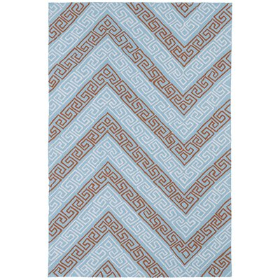 Kaleen Matira Light Blue Indoor/Outdoor Rug