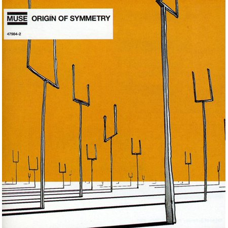 Origin of Symmetry (CD) (Origins Of Rock And Roll)