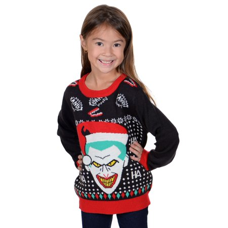 KESIS Children Ugly Christmas Sweater - Classic Christmas Sweaters