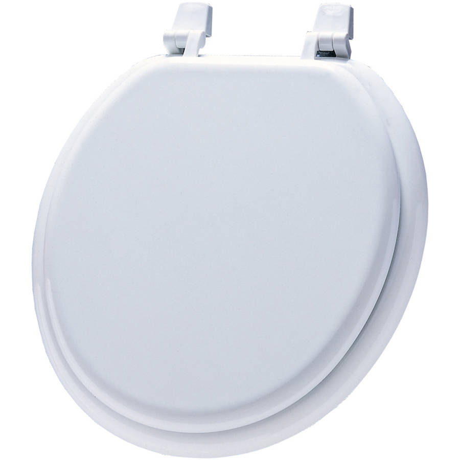 Mayfair Enamel Toilet Seat by Bemis Mfg-div Of Mayfair