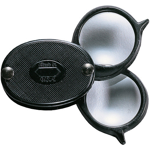 General Tools 537 6.0 Magnifier With Case