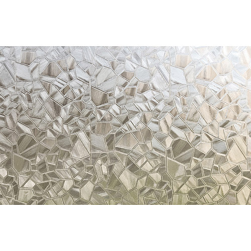 Brewster Home Fashions Mosaic Door Privacy Window Film