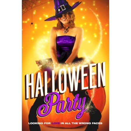 Halloween Party Movie Poster 16