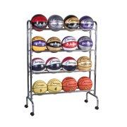 Champion Sports 16 Ball Cart