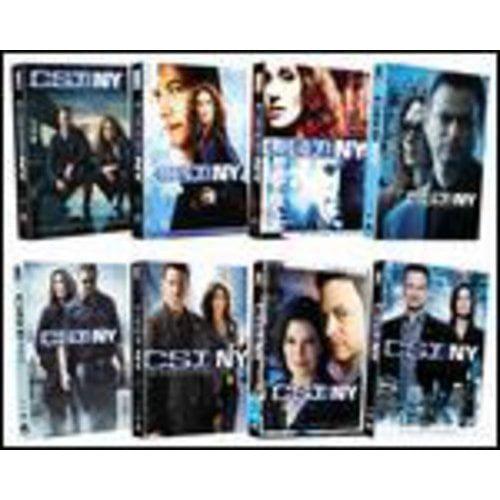 CSI: NY - Eight Season Pack (Widescreen)
