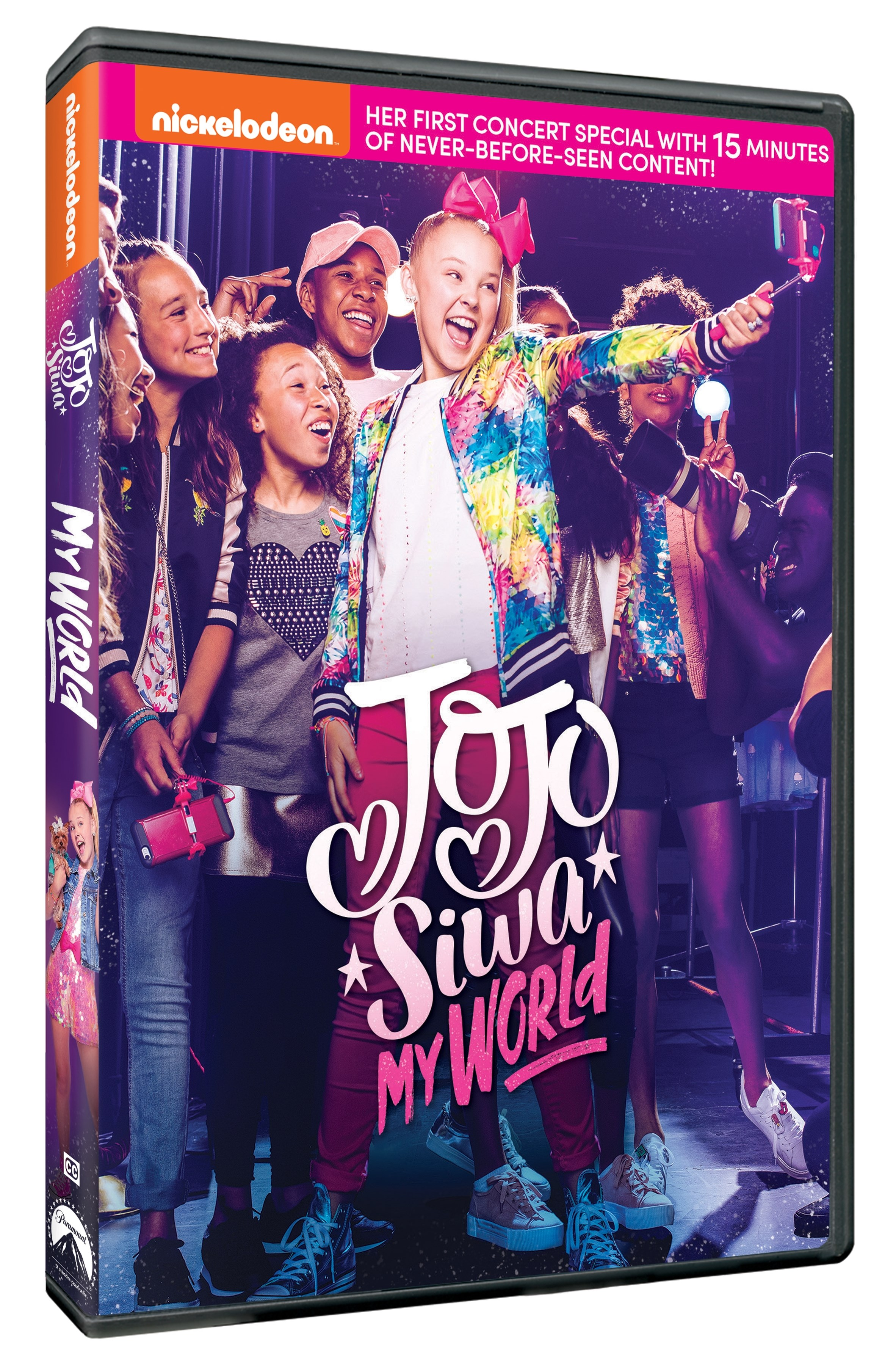 JOJO SIWA  MY WORLD (WM Exclusive) - Walmart.com 1b0502230