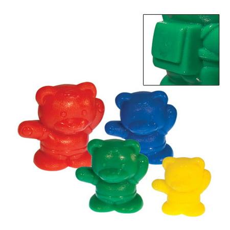 Eai Education Backpack Bear Counters  Small   Set Of 128