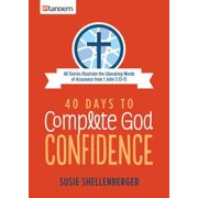 40 Days to Complete God Confidence - eBook
