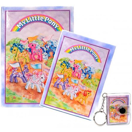 NECA My Little Pony My Little Pony 3 Piece Diary (Diary Of A Wimpy Kid Action Figures)
