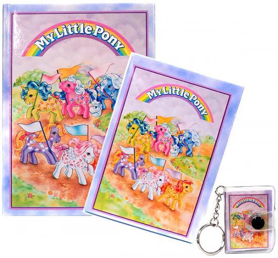 NECA My Little Pony My Little Pony 3 Piece Diary Set