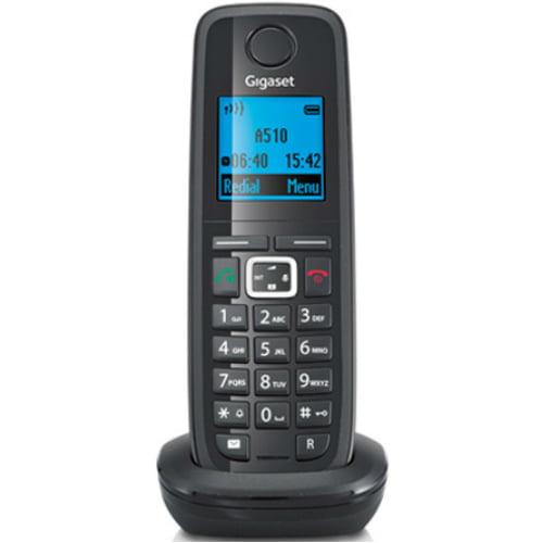 Siemens Business Comm. S30852-H2252-R301 A510 Handset BLACK by Siemens