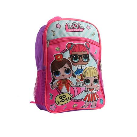 L.O.L. Surprise! School Spirit 16 Inch Backpack](School Spiritwear)