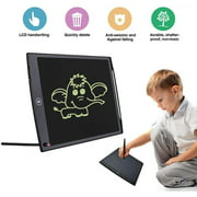 Christmas gift,LCD Writing Tablet -Electronic Writing Drawing Doodle Board, Painting, Graffiti, Practice, Portable Smart Touch LCD Graphic Tablet, Mini Blackboard for Kids Learning Adults