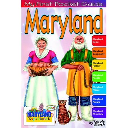First Pocket Guide (My First Pocket Guide to Maryland! )