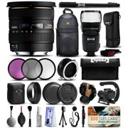 Sigma 10-20mm F4-5.6 EX DC Lens Kits