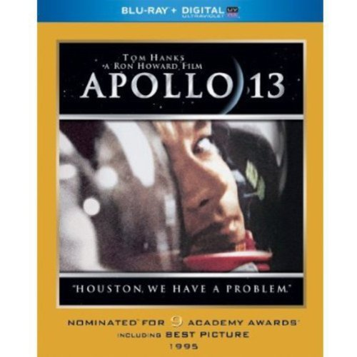 Apollo 13 (Blu-ray   Digital HD) (With INSTAWATCH) (Widescreen)